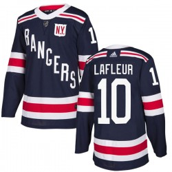 Guy Lafleur New York Rangers Men's Adidas Authentic Navy Blue 2018 Winter Classic Home Jersey