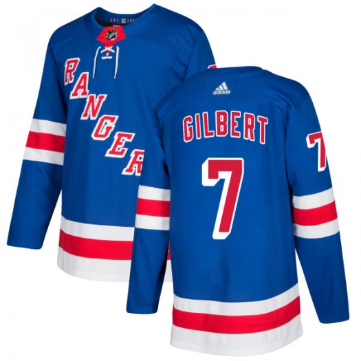 Rod Gilbert New York Rangers Men's Adidas Authentic Royal Jersey
