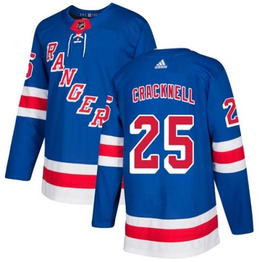 Dan Girardi New York Rangers Men's Adidas Premier Royal Blue Home Jersey