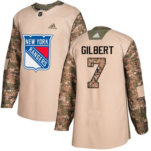 Rod Gilbert New York Rangers Men's Adidas Premier White Away Jersey