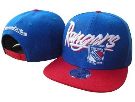 New York Rangers Men's Stitched Snapback Hats 002