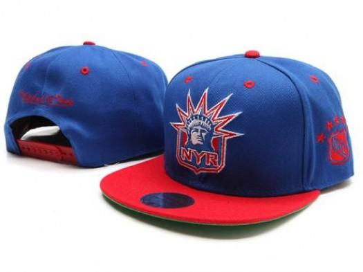 New York Rangers Men's Stitched Snapback Hats 003
