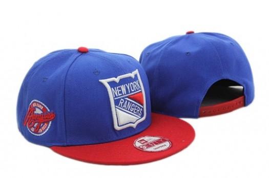 New York Rangers Men's Stitched Snapback Hats 004