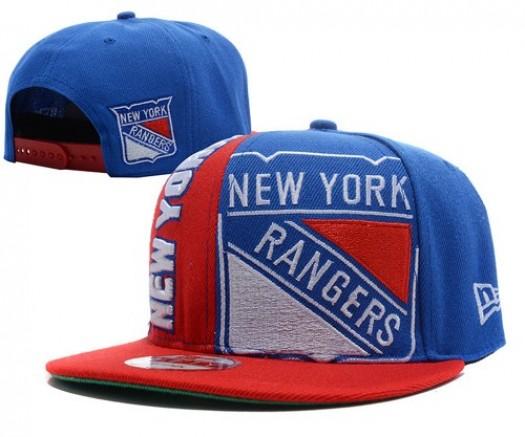 New York Rangers Men's Stitched Snapback Hats 005