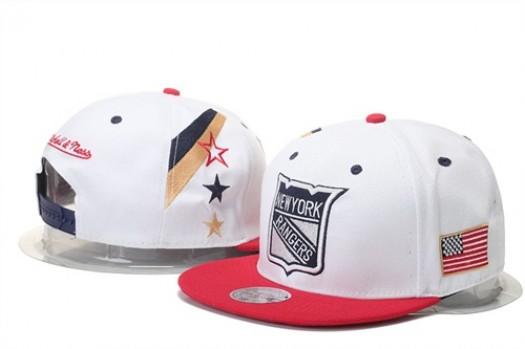 New York Rangers Men's Stitched Snapback Hats 010